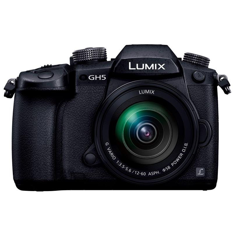 【6月1日0:00-6月1日23:59エントリー&カード決済でポイント8倍!】Panasonic パナソニック LUMIX GH5 標準ズームレンズキット (DC-GH5M-K)ミラーレス一眼カメラ