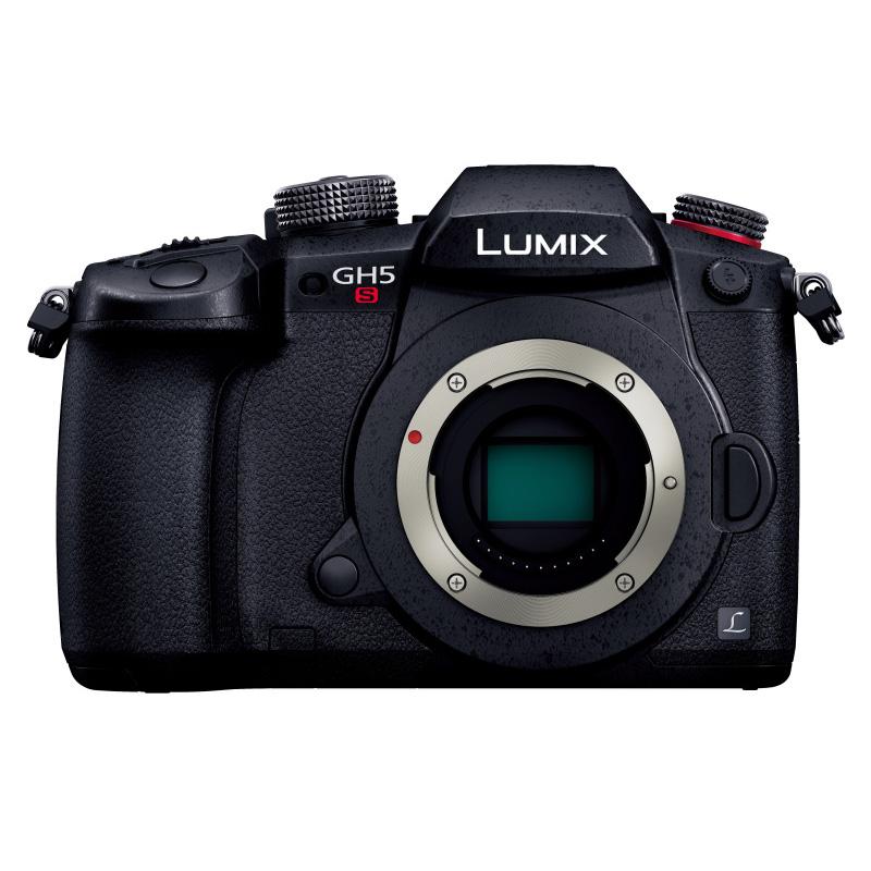 【4月12日20:00-16日1:59 カード決済でポイント9倍!】Panasonic パナソニック LUMIX GH5S ボディ(DC-GH5S-K)ミラーレス一眼カメラ