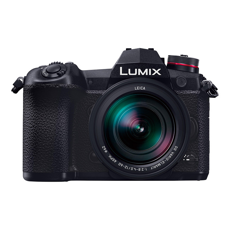 【キャッシュレス5%還元対象店】Panasonic パナソニック LUMIX G9 PRO レンズキット ブラック (DC-G9L-K) ミラーレス一眼カメラ