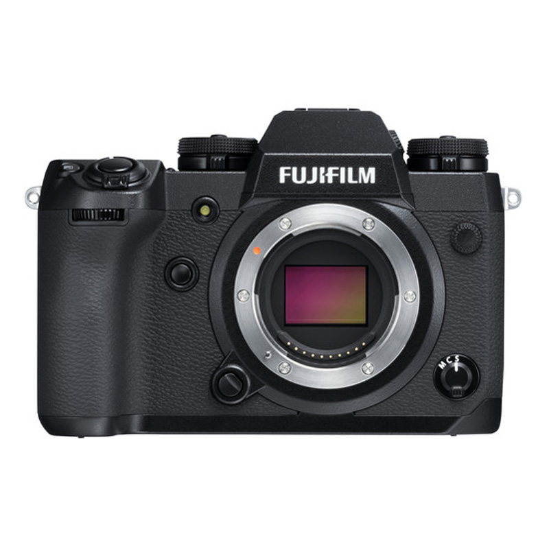 FUJIFILM フジフイルム ミラーレス一眼カメラ X-H1 ボディ ブラック 【キャッシュバックキャンペーン30,000円対象】