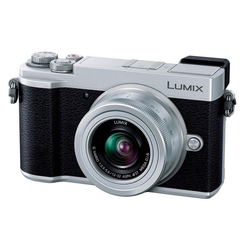 Panasonic パナソニック LUMIX GX7 MarkIII 標準ズームレンズキット シルバー (DMC-GX7MK3K-S) ミラーレス一眼カメラ