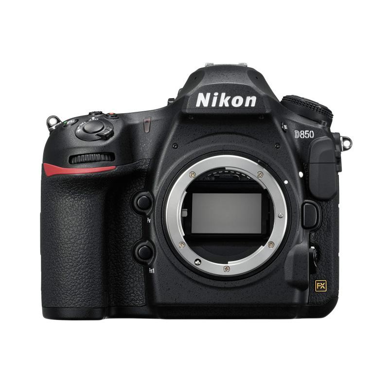 【4月12日20:00-16日1:59 カード決済でポイント9倍!】Nikon ニコン デジタル一眼レフカメラ D850 ボディ【キャッシュバックキャンペーン30,000円対象】