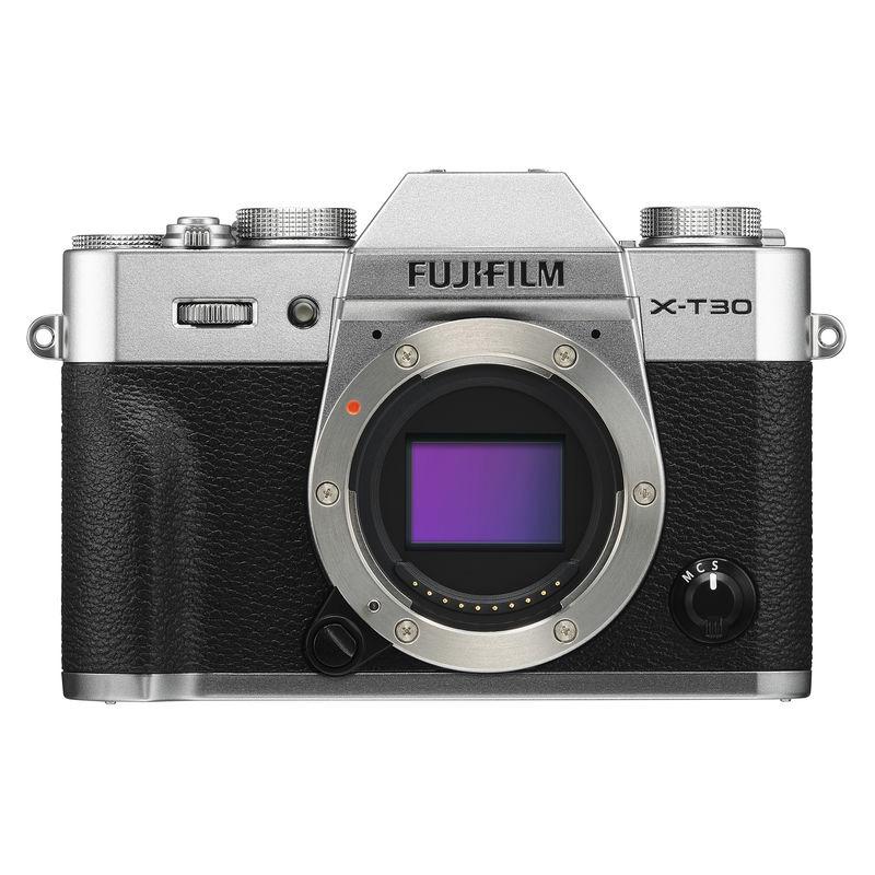 【4月12日20:00-16日1:59 カード決済でポイント9倍!】FUJIFILM フジフイルム ミラーレス一眼カメラ X-T30 シルバー ボディ