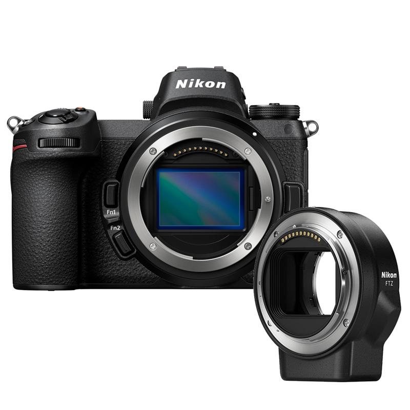 Nikon ニコン ミラーレス一眼カメラ Z7 FTZマウントアダプターキット 【キャッシュバックキャンペーン20,000円対象】