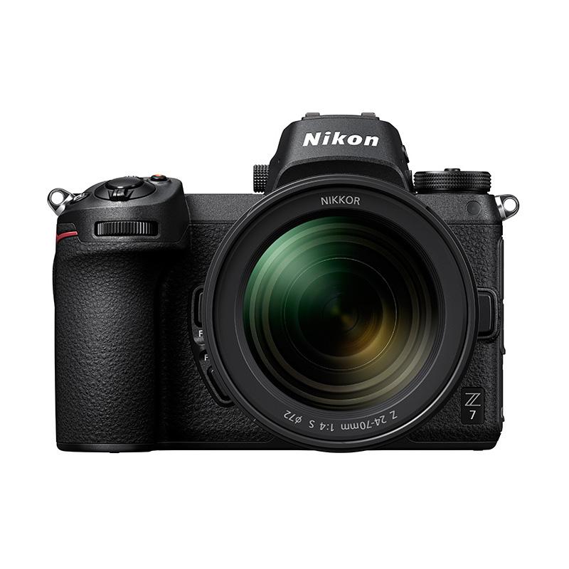 Nikon ニコン ミラーレス一眼カメラ Z7 24-70 レンズキット【キャッシュバックキャンペーン40,000円対象】