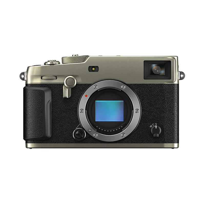 【キャッシュレス5%還元対象店】【予約商品】FUJIFILM フジフイルム ミラーレス一眼カメラ X-Pro3 ボディ DRシルバー 【2019年1月16日発売予定】