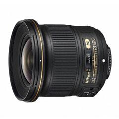 ニコン AF-S NIKKOR 20mm f/1.8G ED【メーカー取寄せ品】