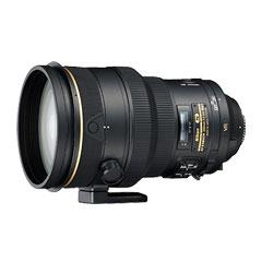 ニコン AF-S NIKKOR 200mm F2G ED VR II【メーカー取寄せ品】