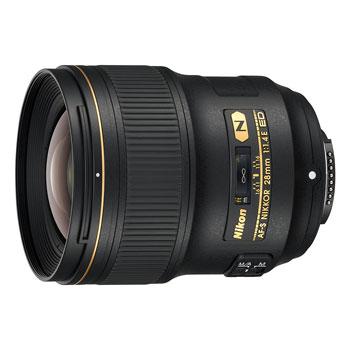 ニコン AF-S NIKKOR 28mm f/1.4E ED【メーカー取寄せ品】
