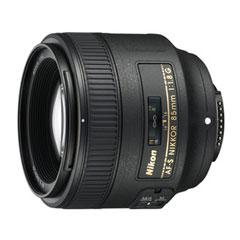 ニコン AF-S NIKKOR 85mm f/1.8G【メーカー取寄せ品】