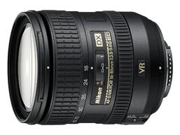 ニコン AF-S DX Nikkor 16-85mm F3.5-5.6G ED VR【メーカー取寄せ品】