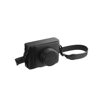 フジフイルム レザーケース LC-X100F ブラック【メーカー取寄せ品】