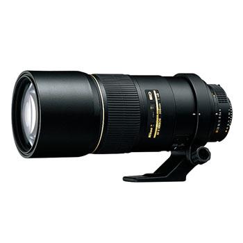 ニコン AI AF-S Nikkor 300mm f/4D IF-ED ブラック【メーカー取寄せ品】