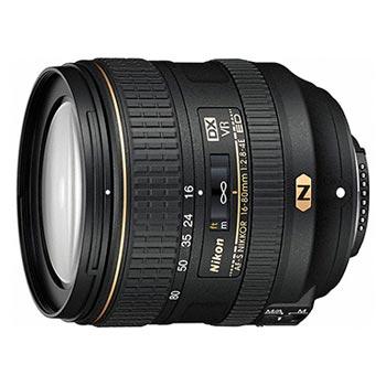 ニコン AF-S DX NIKKOR 16-80mm f/2.8-4E ED VR【メーカー取寄せ品】