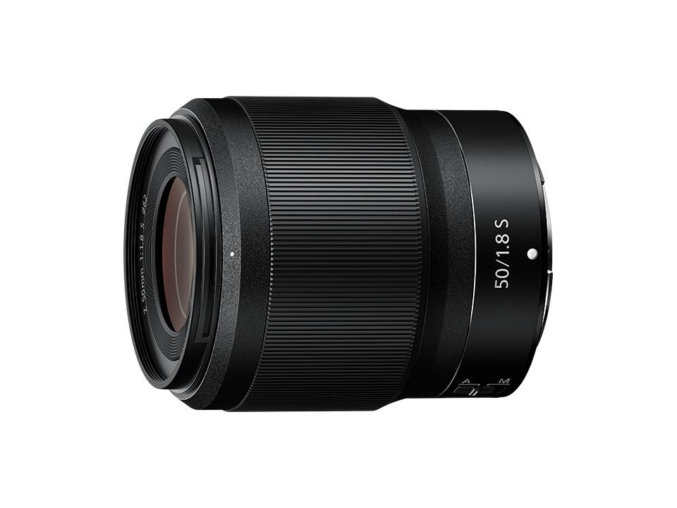 ニコン NIKKOR Z 50mm f/1.8 S【メーカー取寄せ品】