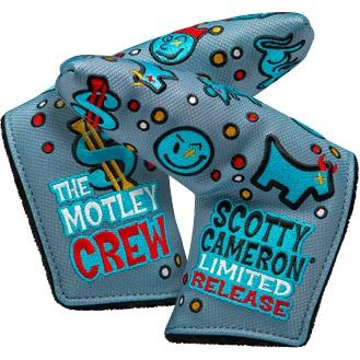 スコッティキャメロン ヘッドカバー カスタムショップ 2019 リミテッド モトリークルー Motley Crew (スタンダード)
