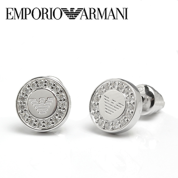 【送料無料】EMPORIO ARMANI エンポリオ アルマーニ レディース ピアス アクセサリー eg3053040