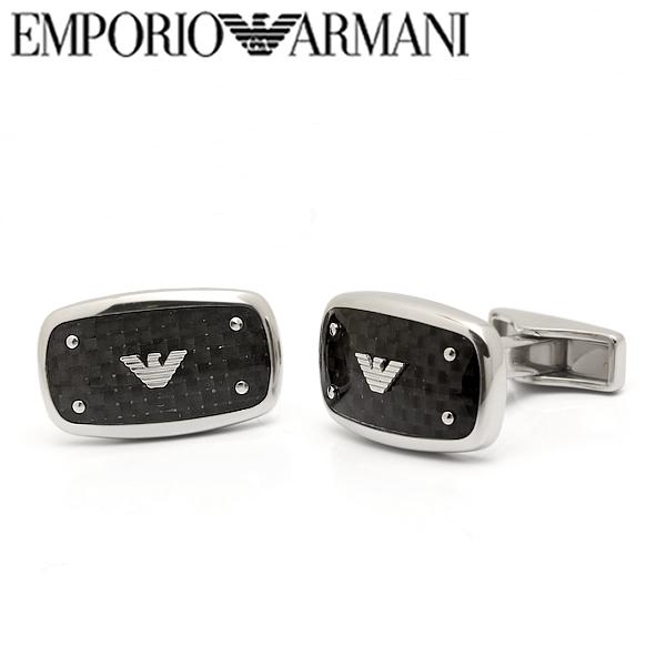 【送料無料】EMPORIO ARMANI エンポリオ アルマーニ メンズ カフスボタン アクセサリーegs1599040