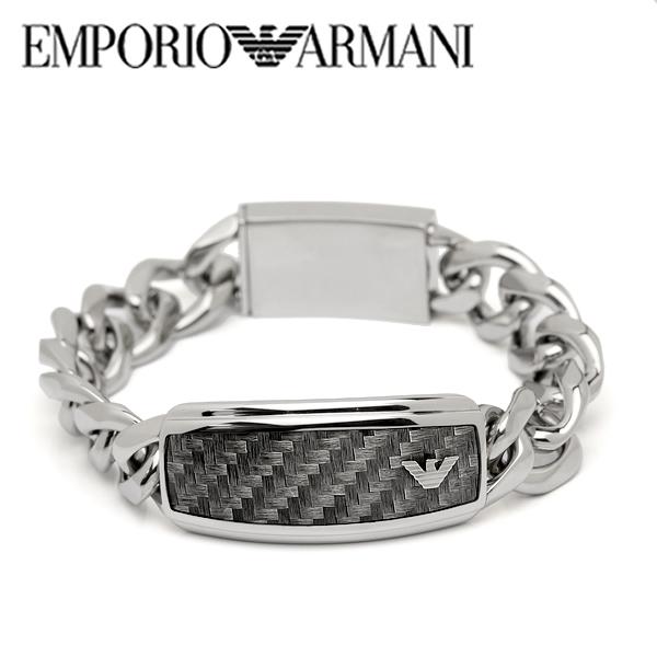 【送料無料】EMPORIO ARMANI エンポリオ アルマーニ メンズ ブレスレット アクセサリーegs168804019