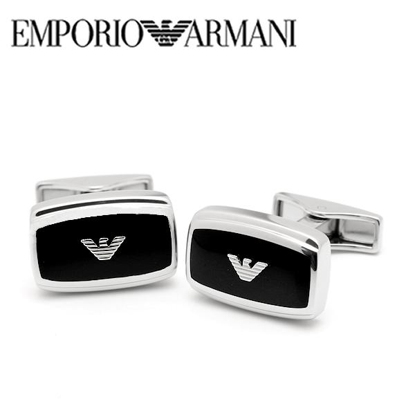 【送料無料】EMPORIO ARMANI エンポリオ アルマーニ メンズ カフスボタン アクセサリーegs1728040