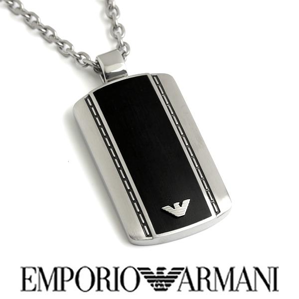 【送料無料】EMPORIO ARMANI エンポリオ アルマーニ メンズ ネックレス アクセサリーegs1921040