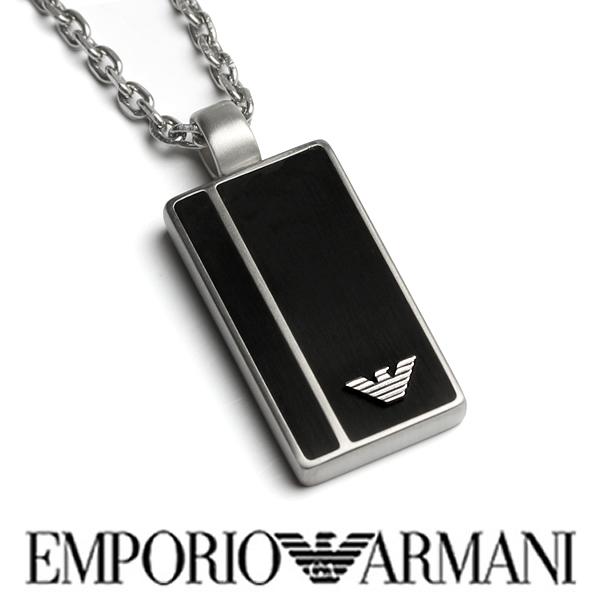 【送料無料】EMPORIO ARMANI エンポリオ アルマーニ メンズ ネックレス アクセサリーegs2031040