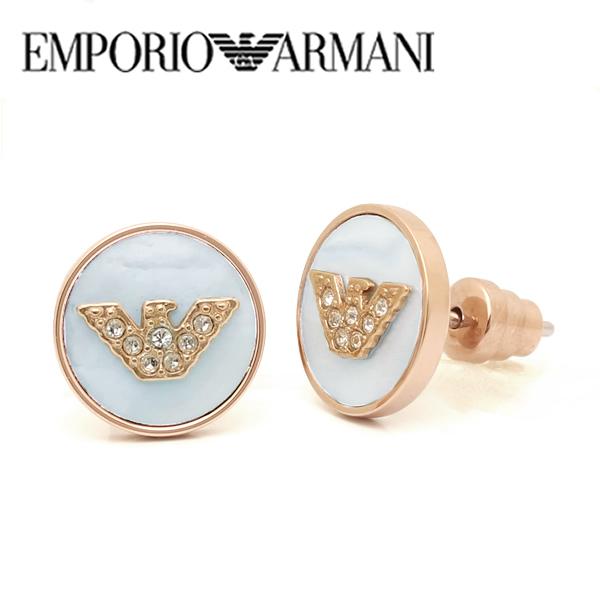 【送料無料】EMPORIO ARMANI エンポリオ アルマーニ メンズ レディース ピアス アクセサリーegs2311221