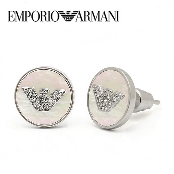 【送料無料】EMPORIO ARMANI エンポリオ アルマーニ メンズ レディース ピアス アクセサリーegs2355040