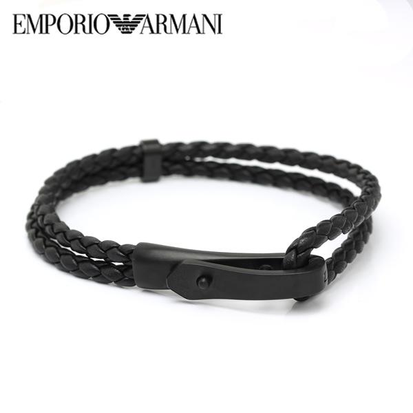 【送料無料】EMPORIO ARMANI エンポリオ アルマーニ メンズ ブレスレット アクセサリーegs2477001