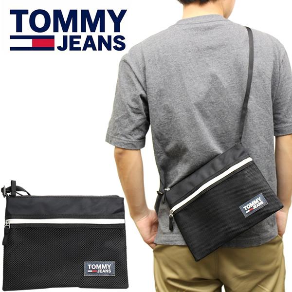 最大1000円OFFクーポン TOMMY JEANS トミージーンズ サコッシュ ショルダーバッグ ボディバッグ BAG ななめ掛け 鞄 ユニセックス am0am04982