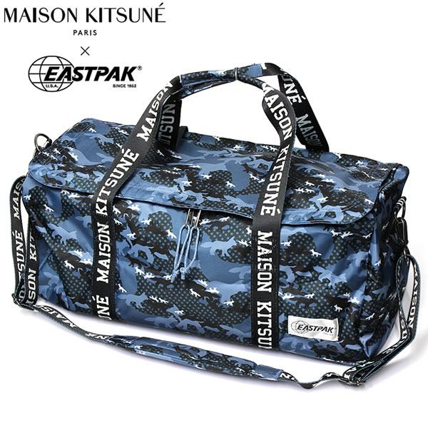 【送料無料】メゾンキツネ イーストパック MAISON KITSUNE EASTPAK ボストンバック 鞄 メンズ レディース SPEAU808