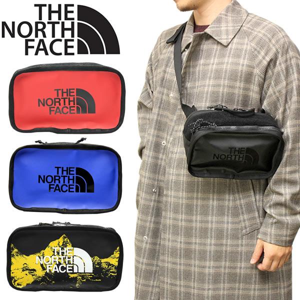 THE NORTH FACE ザノースフェイス 斜め掛け BAG 鞄 手提げ カバン ユニセックス メンズ レディース ブランド ザ アウトドア 軽量 ナイロン アフターセール ウエストバッグ ご予約品 ボディバッグ 18%OFF ショルダーバッグ NF0A3KYX 売れ筋 ノースフェイス