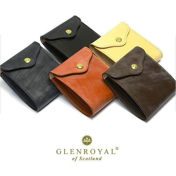 グレンロイヤル GLENROYAL 財布 メンズ ブランド スライディング ブライドルレザー レザー 本革 本皮 Men's さいふ サイフ 03-5956