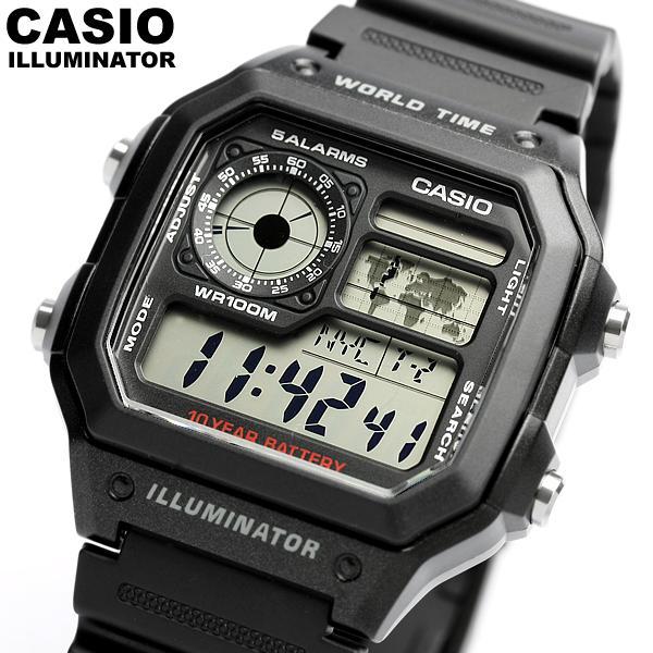 Image result for Casio Men's Digital Watch