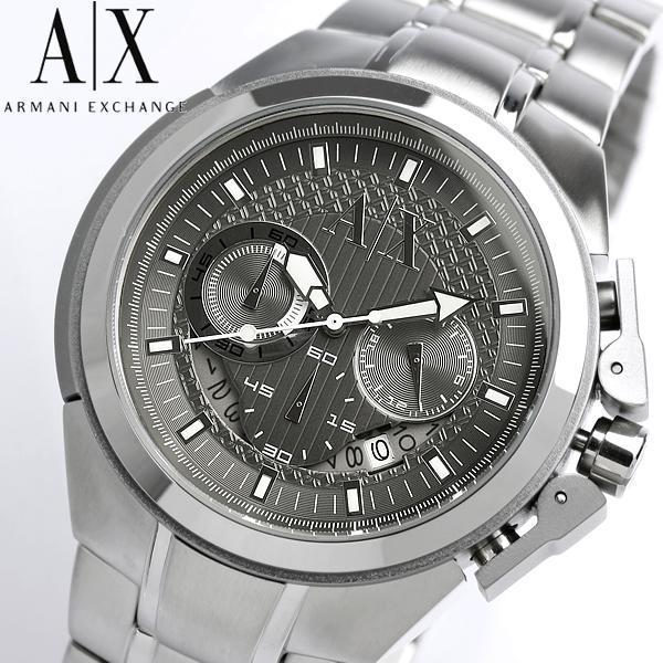 알마니 익스체인지 ARMANI EXCHANGE 크로노그래프 손목시계 맨즈 AX1039