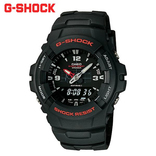 【Gショック・G-SHOCK】ジーショック gショック 腕時計 CASIO カシオ g-shock メンズ MEN'S うでどけい 国内正規品 g-100-1bmjf