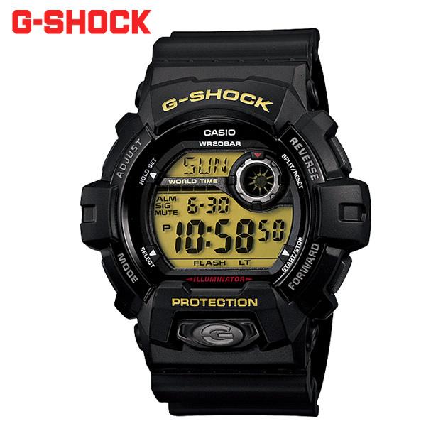 【G-SHOCK・Gショック】CASIO カシオ ジーショック G-8900-1JF G-SHOCK メンズ 腕時計 MEN'S うでどけい 国内正規品