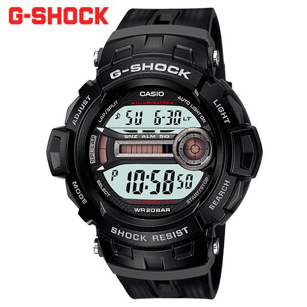 【G-SHOCK・Gショック】CASIO カシオ ジーショック GD-200-1JF G-SHOCK メンズ 腕時計 MEN'S うでどけい 国内正規品