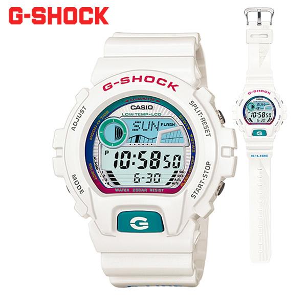 【Gショック・G-SHOCK】ジーショック gショック 腕時計 CASIO カシオ g-shock メンズ MEN'S うでどけい 国内正規品 glx-6900-7jf G-LIDE Gライド
