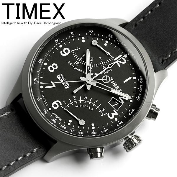 cameron rakuten global market boil timex timex watch men boil timex timex watch men chronograph intellectuals gen tracing flyback t2n930 military black x black leather
