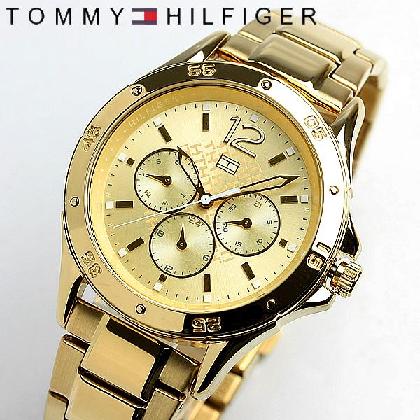 【送料無料】TOMMY HILFIGER トミーヒルフィガー 腕時計 レディース トミー 時計 tommy hilfiger うでどけい ウォッチ