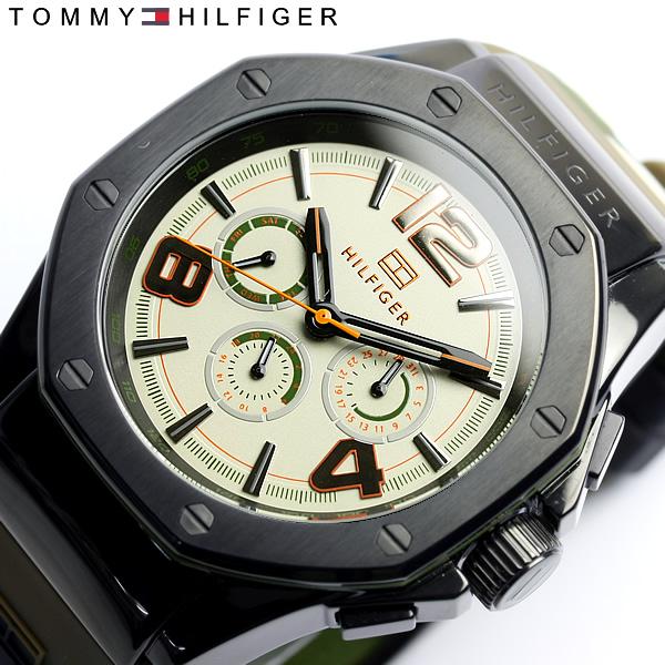 【送料無料】TOMMY HILFIGER トミーヒルフィガー 腕時計 メンズ トミー 時計 tommy hilfiger MEN'S うでどけい ウォッチ