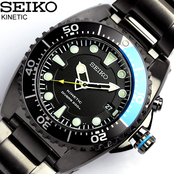 ed99dd2b07301 SEIKO Seiko kinetic 20 pressure waterproof watch 100th anniversary  commemorative limited edition model SKA579P1