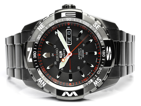 I boil it, and get out and is, and watch watch self-winding watch men SNZJ11J1 Men's is automatic