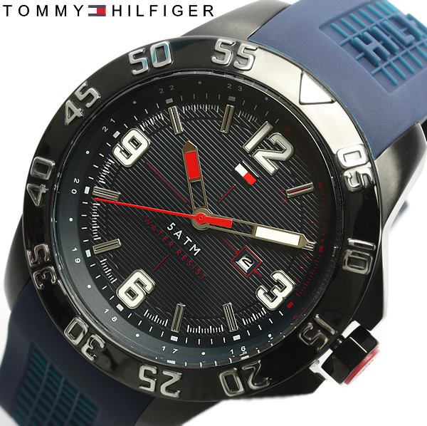 Cameron Boil Stainless Steel Watch Men Tommy Clock Tommy Hilfiger