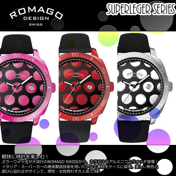 【ROMAGO/ロマゴ デザイン】 腕時計 レディース 腕時計 スーパーレジャーシリーズ カレンダー レディース スイス デザイン】 男女兼用 メンズ RM049-0428ST うでどけい, カー用品通販ショップ VS-ONE:af4827e4 --- gallery-rugdoll.com