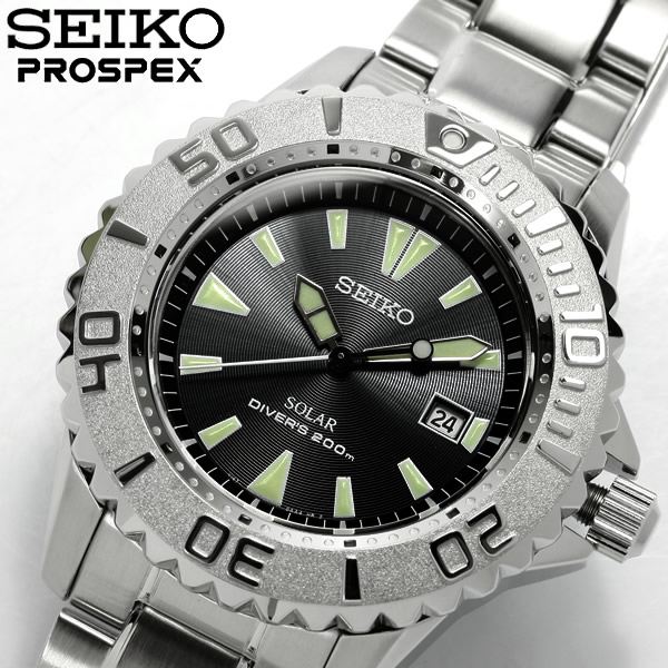 I boil waterproofing calendar SBDN009 watch MEN'S for PROSPEX Pross pecks men watch diver scuba solar 200m air diving, and get out and is