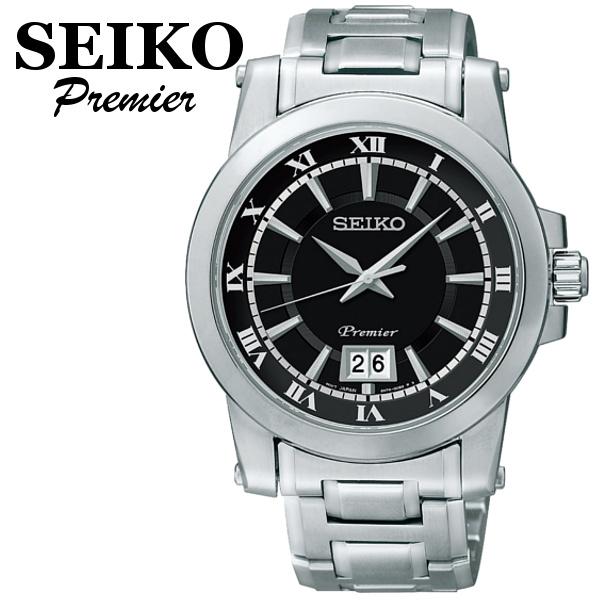 【送料無料】SEIKO セイコー Premier プルミエ メンズ 腕時計 SCJL003 うでどけい MENS ウォッチ クラシック エレガント ビジネス