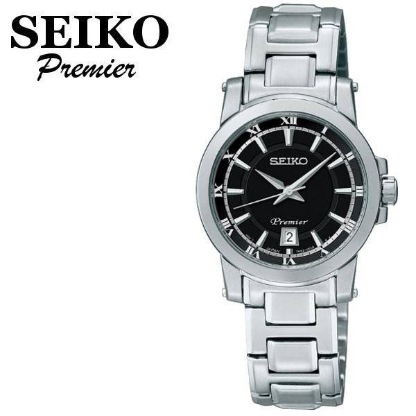 【送料無料】SEIKO セイコー Premier プルミエ レディース 腕時計 うでどけい MENS ウォッチ クラシック エレガント ビジネス