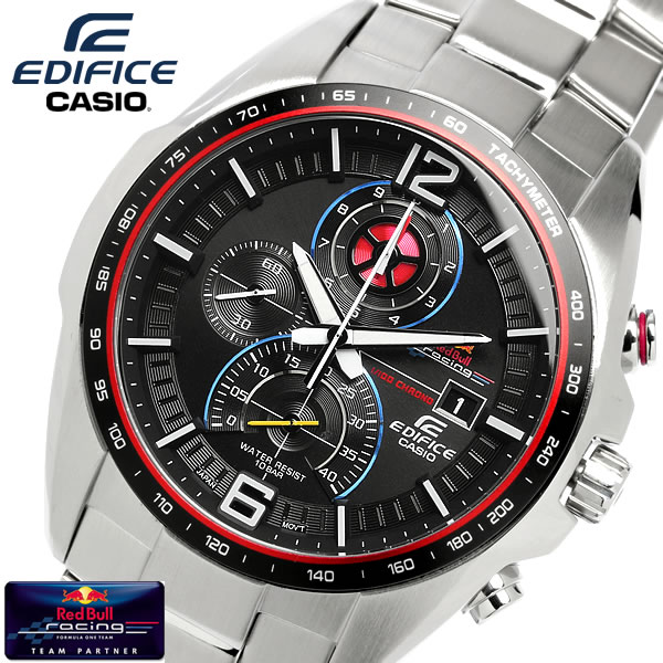 Cameron I Boil Edifice Red Bulldog Racing Watch Limited モデル